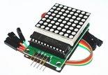 8x8-Dot-Matrix-Module-met-MAX7219