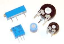 Instelpotmeters