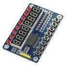 8-Bit-Digital-led-display-8-KeyS-TM1638-Display-module