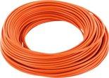Oranje--Draad-1-x-0.14-mm²-soepel-10meter