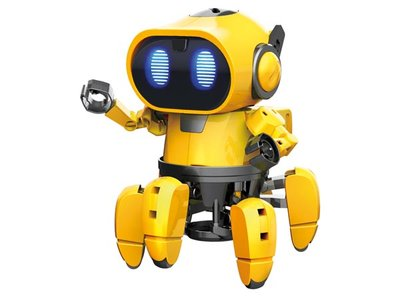 TOBBIE DE ROBOT