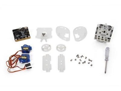 MICROBIT® EDUCATIEVE ROBOTKIT