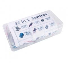 37 in 1 Sensor Kit Voor Arduino Luxe Set in Box