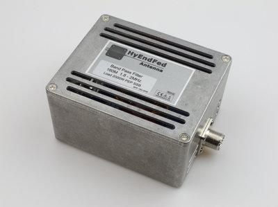 160M HF Band Pass Filter 2KW PEP SSB